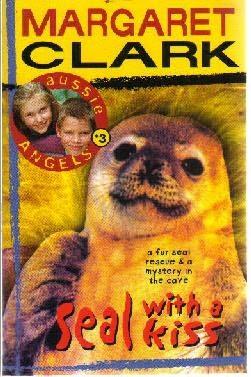 book cover of Seal with a Kiss
