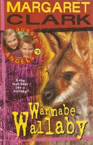 book cover of Wannabe Wallaby