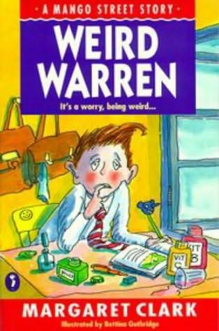 book cover of Weird Warren