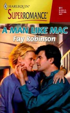 book cover of A Man Like Mac