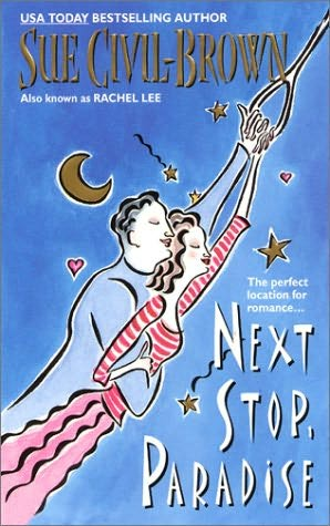 book cover of Next Stop, Paradise