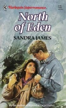 book cover of North of Eden