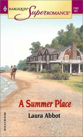 book cover of A Summer Place