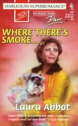 book cover of Where There\'s Smoke...