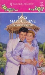 book cover of Only Make-Believe