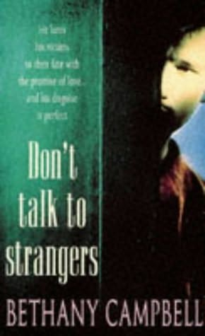 book cover of Don\'t Talk to Strangers