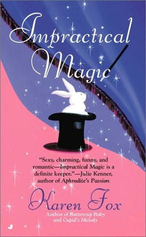 book cover of Impractical Magic