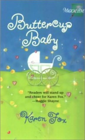 book cover of Buttercup Baby