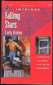 book cover of Falling Stars