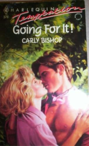 book cover of Going for It!