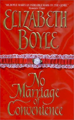book cover of No Marriage of Convenience