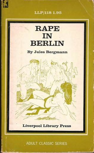 book cover of Rape in Berlin