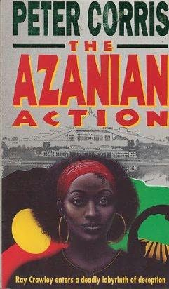 book cover of The Azanian Action