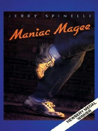maniac magee book report answers