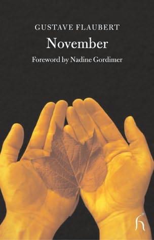 book cover of November