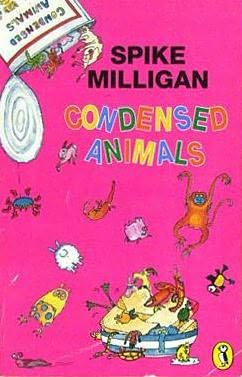 book cover of Condensed Animals