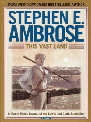 book cover of This Vast Land