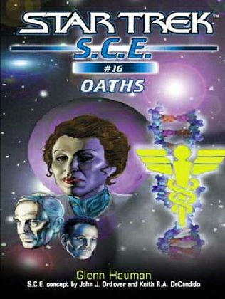 book cover of Oaths