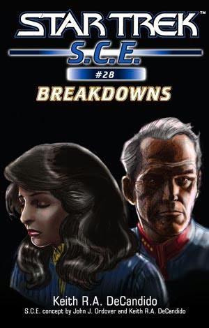 book cover of Breakdowns