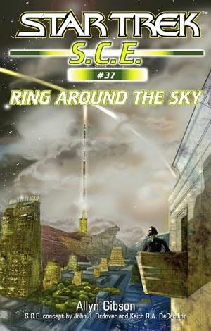 book cover of Ring Around the Sky