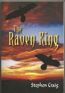 book cover of The Raven King