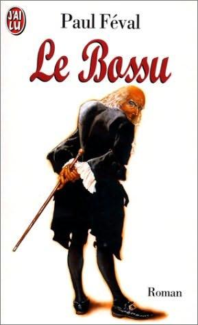 book cover of Le Bossu