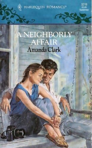 book cover of A Neighborly Affair