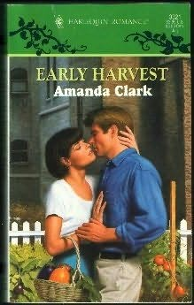 book cover of Early Harvest