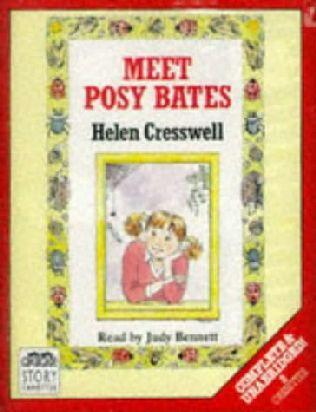 book cover of Meet Posy Bates