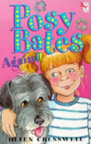 book cover of Posy Bates, Again!
