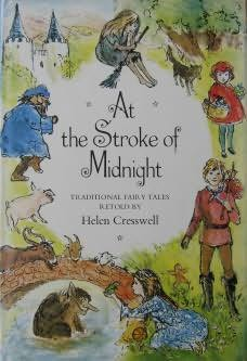 book cover of At the Stroke of Midnight