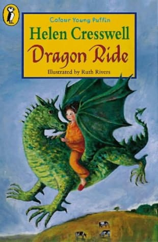 book cover of Dragon Ride