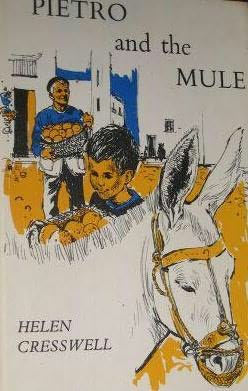 book cover of Pietro and the Mule