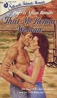 book cover of That McKenna Woman
