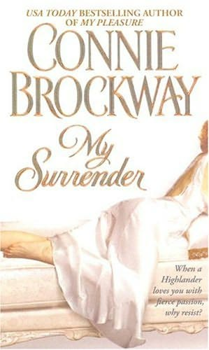 book cover of My Surrender