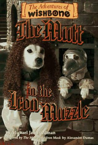 book cover of The Mutt in the Iron Muzzle