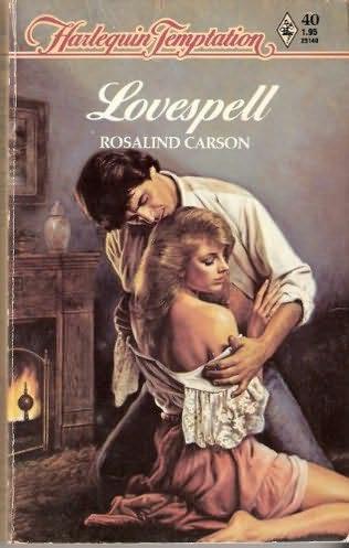 book cover of Lovespell