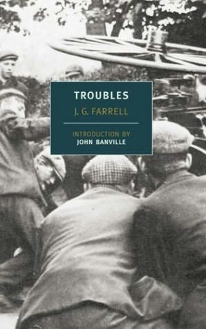 Lost Booker: Troubles by J. G. Farrell