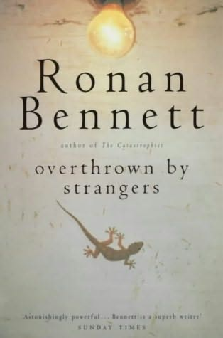 book cover of Overthrown by Strangers