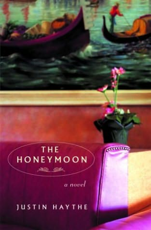 book cover of The Honeymoon