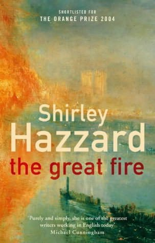 book cover of The Great Fire