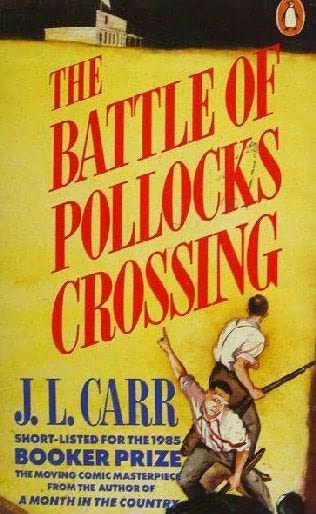book cover of The Battle of Pollocks Crossing