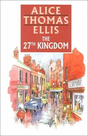 book cover of The 27th Kingdom
