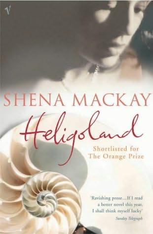 book cover of Heligoland