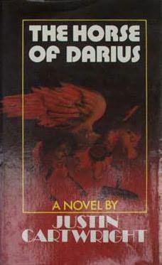 book cover of The Horse of Darius