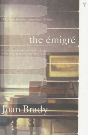 book cover of The Emigre