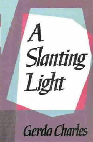 book cover of A Slanting Light