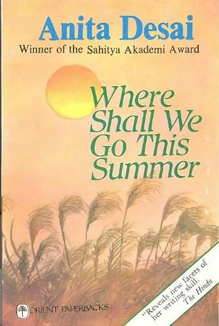 book cover of Where Shall We Go This Summer?