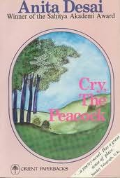 book cover of Cry, the Peacock