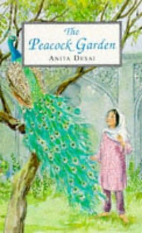 book cover of The Peacock Garden